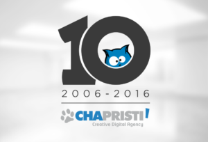 CHAPRISTI 10 ANS !