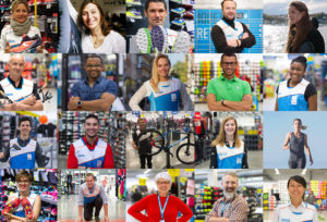 DECATHLON PORTRAITS PASSION