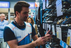 Decathlon | Pressbook RFID (2021)